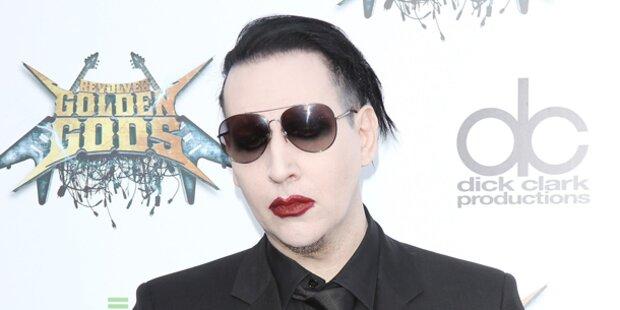 Marilyn Manson bei