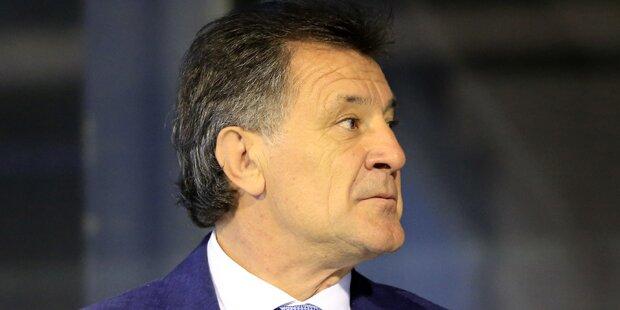 Ex-Dinamo-Boss muss hinter Gitter
