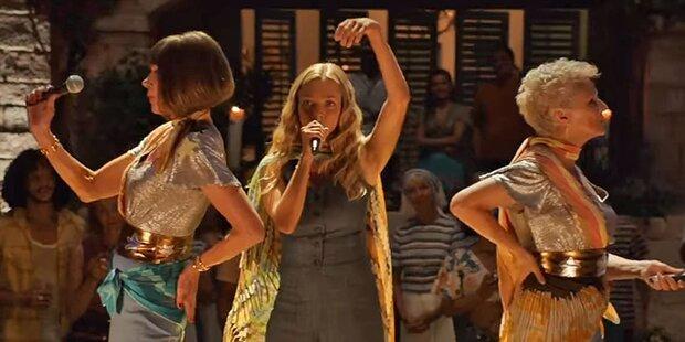 'Mamma Mia 2': Wo ist Meryl Streep?