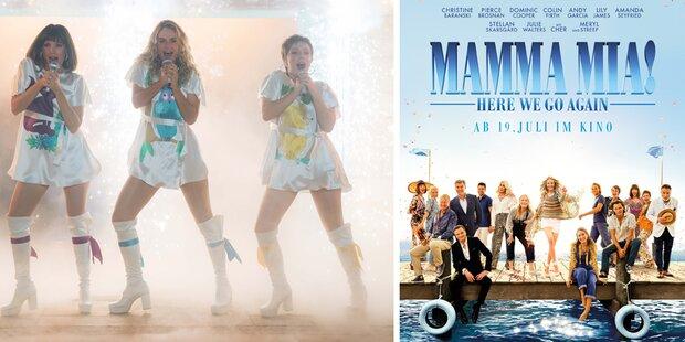 Mamma Mia! Das wird der Kino-Sommerhit