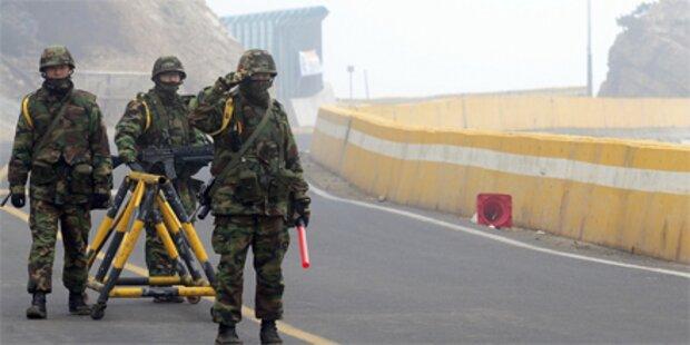 Südkorea und USA beenden Manöver