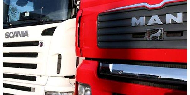 MAN scheitert mit Scania-Übernahme