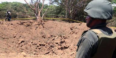 Meteorit trifft Nicaraguas Hauptstadt