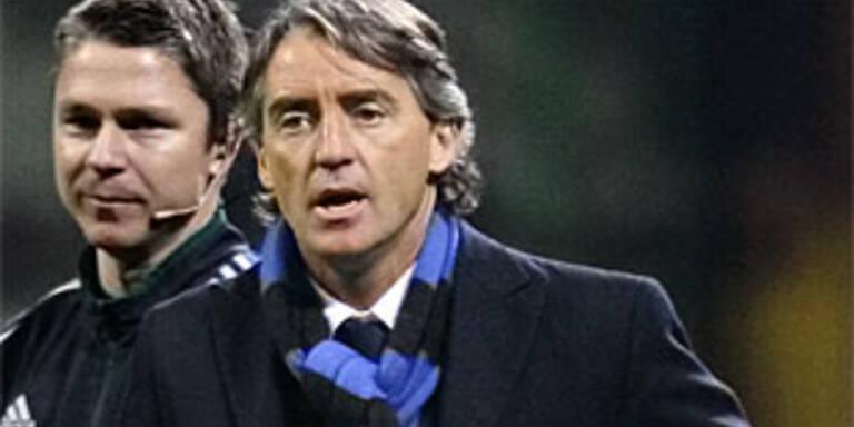 Mancini verklagt Inter Mailand