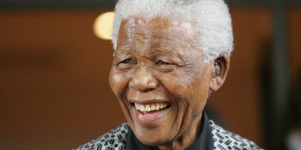 Nelson Mandela aus Spital entlassen