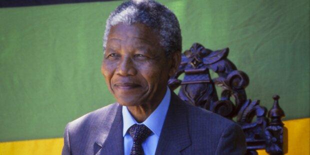Die Welt würdigt Nelson Mandela