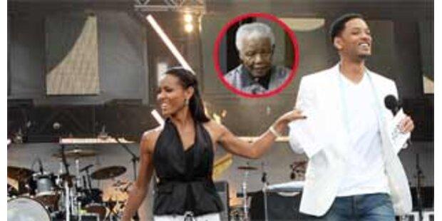 Die Welt feiert Nelson Mandelas Geburtstag