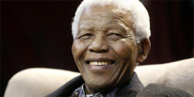 Nelson Mandela (92) im Krankenhaus