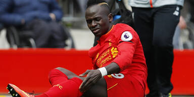 Saison-Aus für Liverpool-Star Mane fix