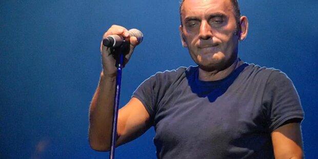 Star-Musiker stirbt auf der Bühne
