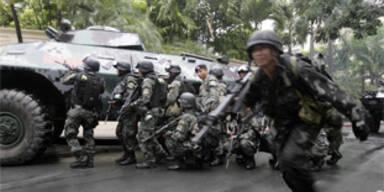 Putschversuch auf den Philippinen
