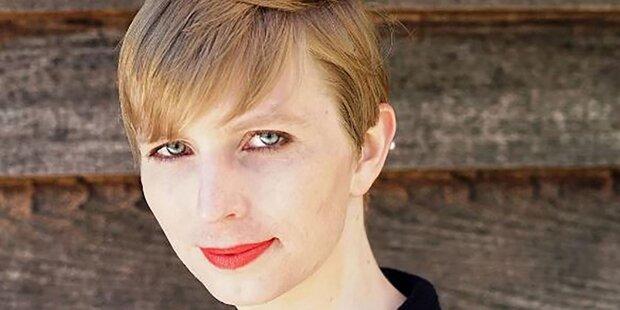 Chelsea Manning wieder in Haft