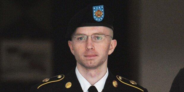 35 Jahre für Wikileaks-Informant Manning