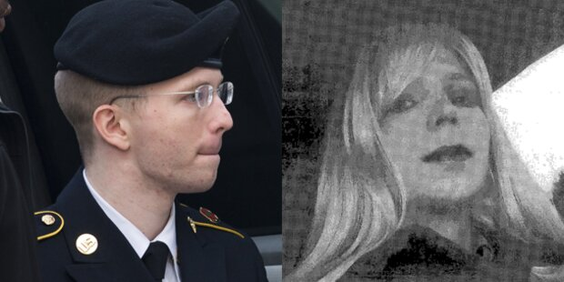 Wikileaks-Quelle Manning klagt sich zur Frau