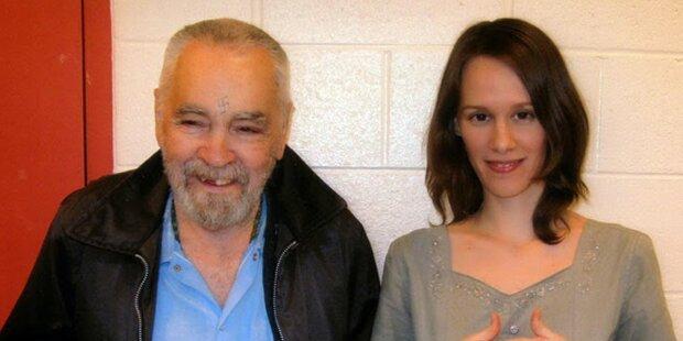 Charles Manson heiratet im Gefängnis
