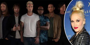Maroon 5, Gwen Stefani