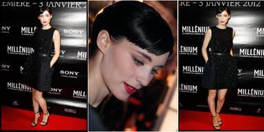 Rooney Mara: Klassisch in Paris