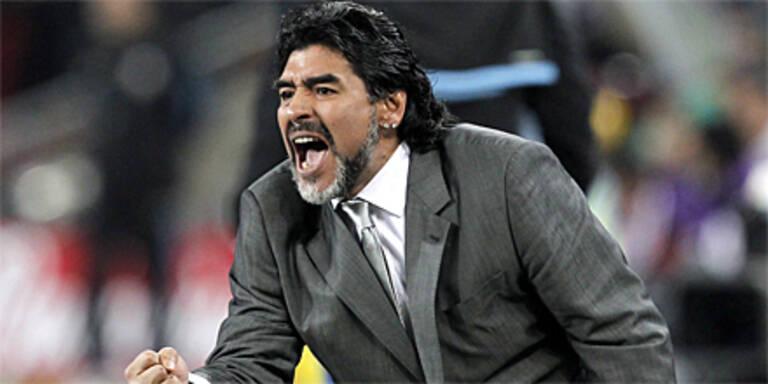 Maradona: Gauchos in WM-Quali gedopt