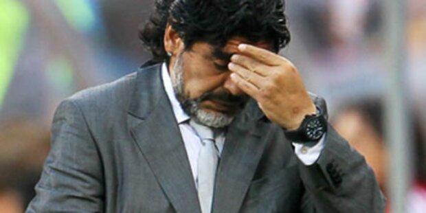 Geschwister von Diego Maradona gekidnappt