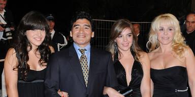 Maradona Vermögen | Jetzt droht Streit um sein Erbe