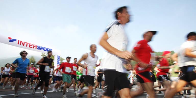 Der Salzburg Marathon