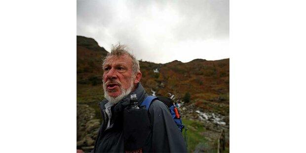Extrem-Marathon-Läufer nach Unwetter in Sicherheit