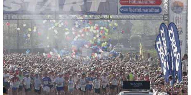 Doping-Kontrollen bei Marathon
