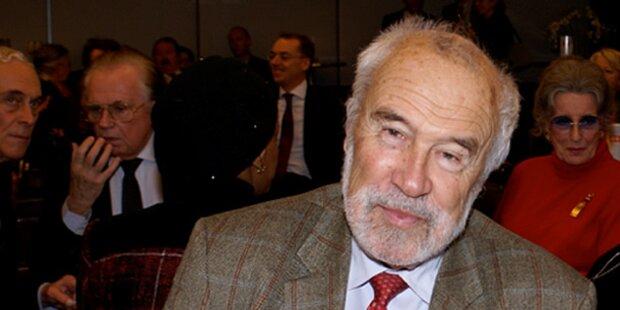 Ernst Wolfram Marboe ist tot