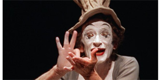 Pantomime Marcel Marceau gestorben