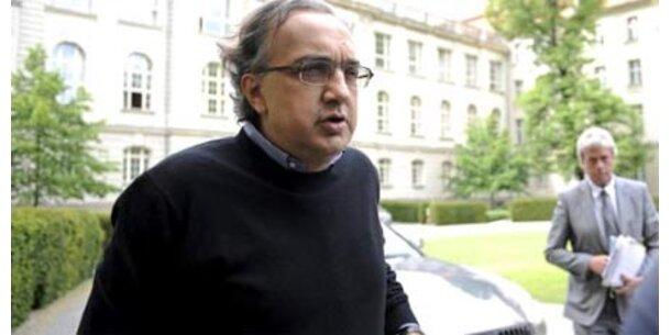 Fiat-Chef zu Besuch bei Opel