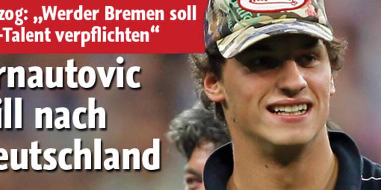Arnautovic will nach Deutschland