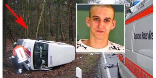 Marco bei Autounfall verletzt