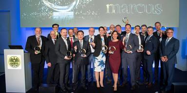 Die Gewinner des Marcus 2018