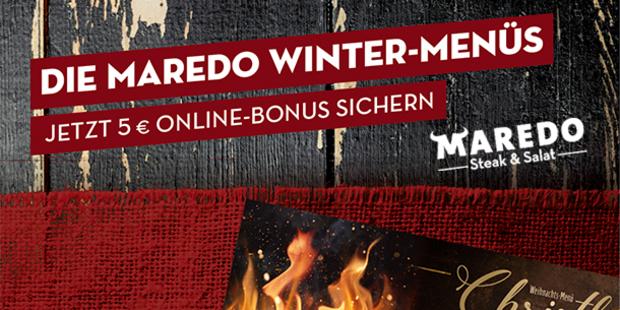 Winter is coming bei Maredo in Wien!