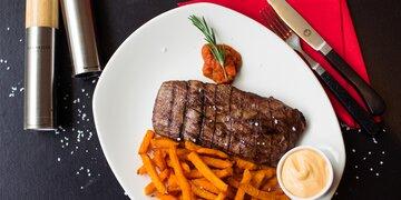 Gewinnen Sie JETZT!: Essen für 2 im MAREDO Steakhouse Wien