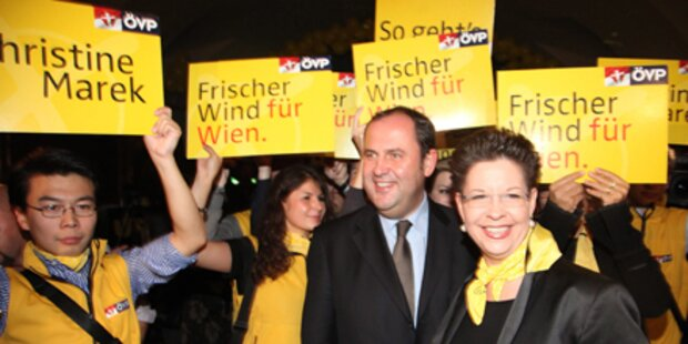 ÖVP ruft jetzt zu