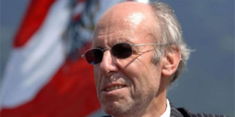 Leiter der SoKo Inneministerium Elmar Marent