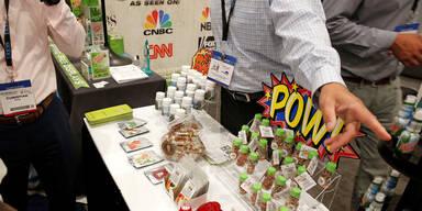 Microsoft steigt in Marihuana-Handel ein