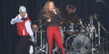 Diva Mariah Carey rockte in Ischgl