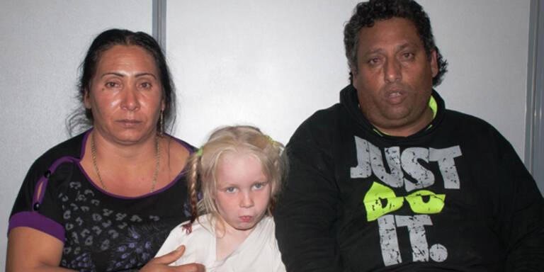 Griechisches Roma-Paar will Maria zurück