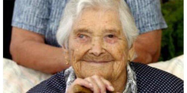 Älteste Europäerin wird 115 Jahre alt