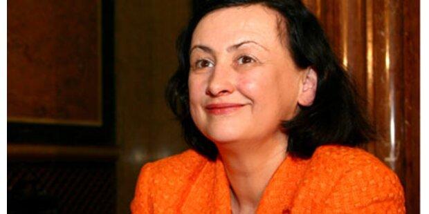 SPÖ nominiert Berger als EuGH-Richterin