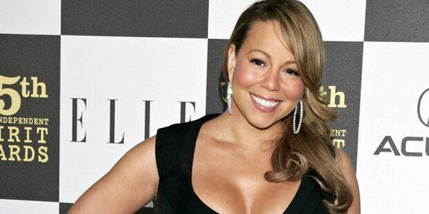 Mariah Carey: So purzelten 30 Babykilos