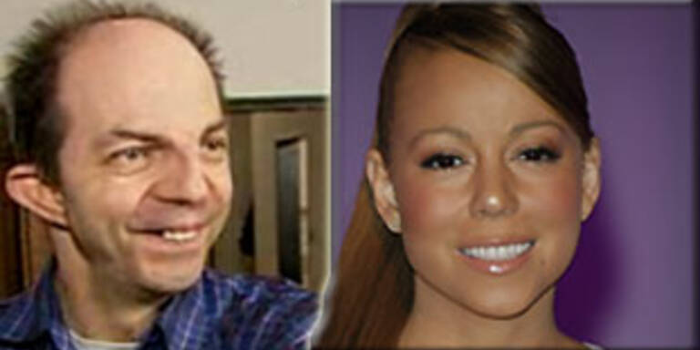 Mario Teusch und Mariah Carey.