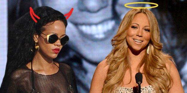 Mariah Carey: Sie will Rihanna retten