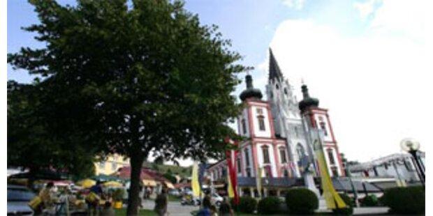Mariazeller Bäume fallen für Benedikt