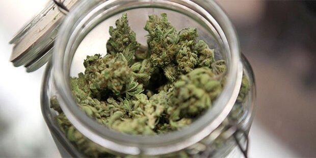 Zwei US-Staaten erlauben Marihuana