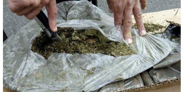 Mega-Drogenfund in Tirol