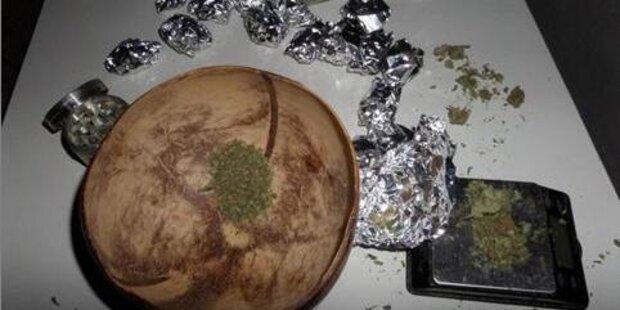 Drogendealer in Salzburg überführt