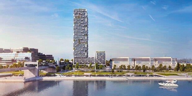 Marina Tower: Baustart für Frühjahr 2018